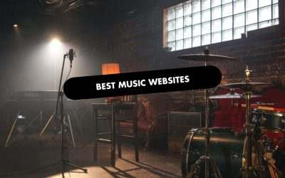 Best Music Websites 2020 | 19 Mind Blowing Examples 🚀
