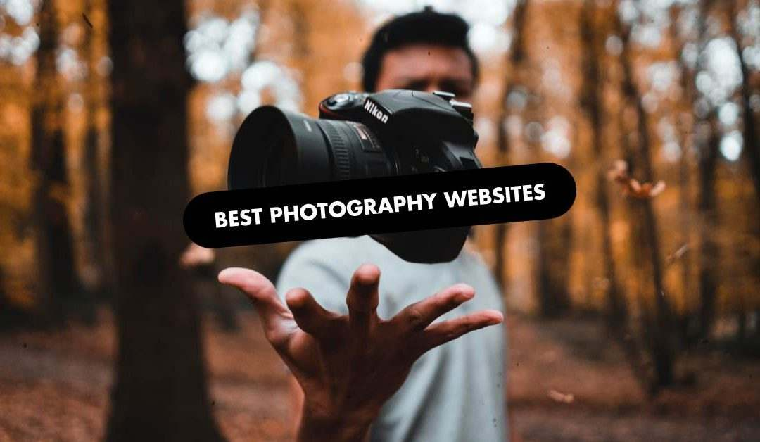 Best Photography Website Design Examples