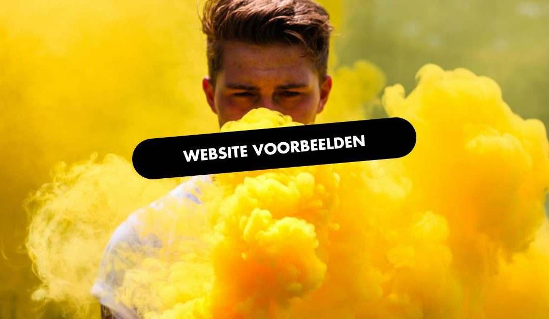 Mooie Website Voorbeelden