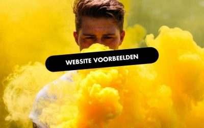 Beste Websites van 2021 | 14 Krachtige Voorbeelden