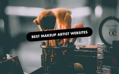 Best Makeup Artist Websites of 2020 | 14 Inspiring Examples