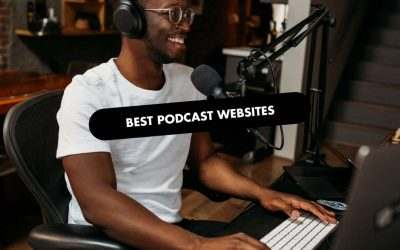 Best Podcast Websites of 2020 | 28 Inspiring Examples