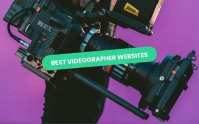 Best Videographer Websites | 10 Inspiring Examples