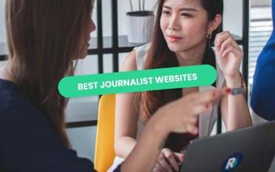 Best Journalist Website of 2020 | 10 Inspiring Examples