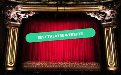 Best Theatre Websites of 2020 | 10 Inspiring Examples