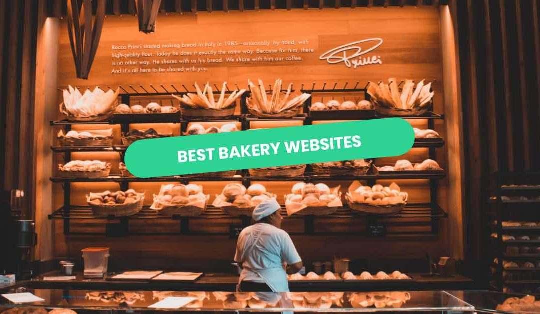 Bakery Website Examples